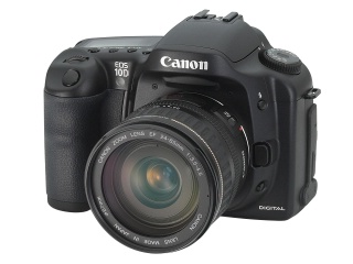The Canon EOS-10D DSLR
