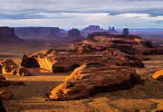 View from Hunt's Mesa, Monument Valley 2004