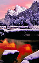 Steve Kossack: Yosemite in winter
