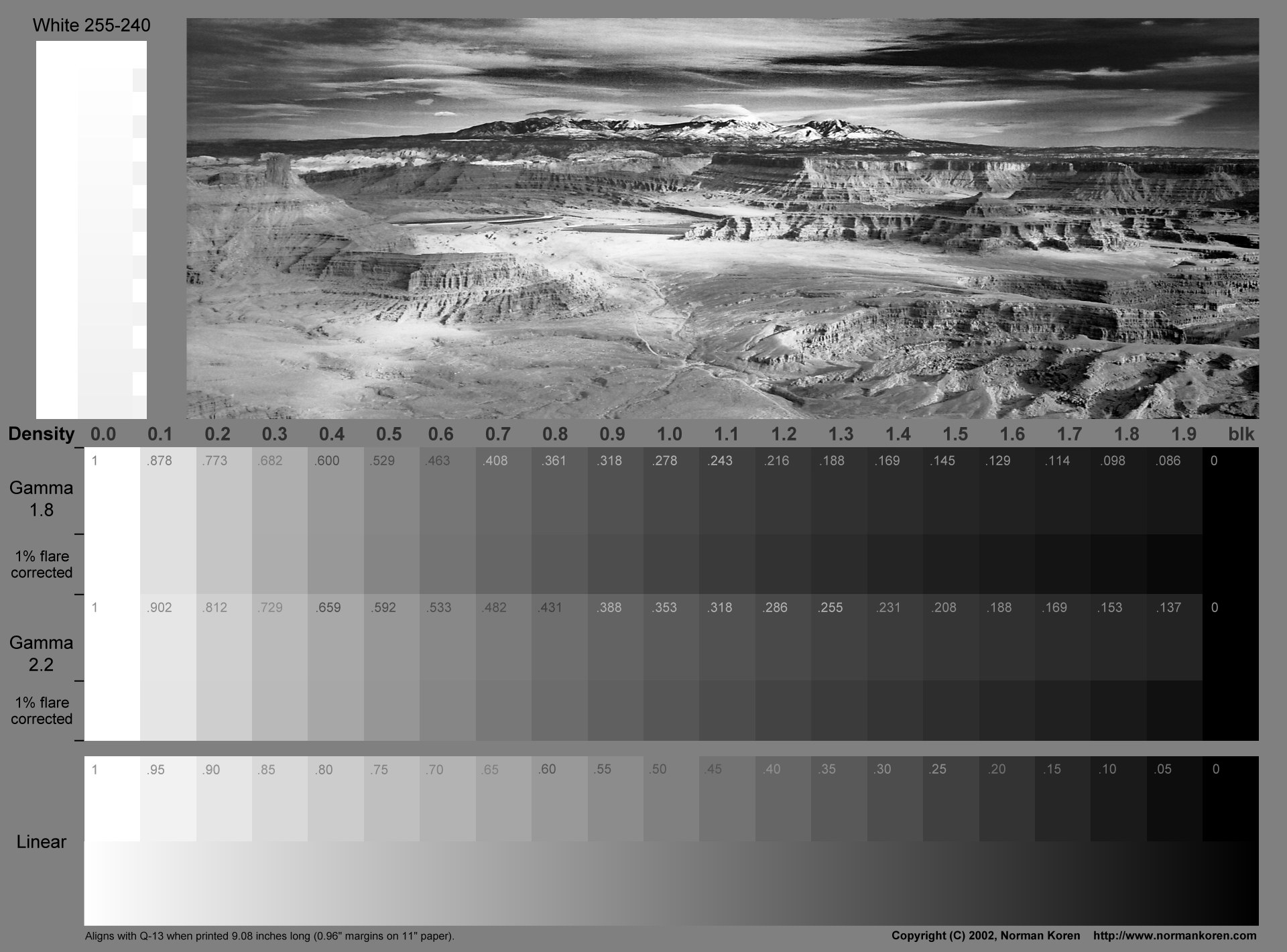 Black White Printing